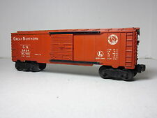 LIONEL POST WAR 6468-25 GREAT NORTHERN BOXCAR FREE SHIP