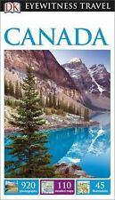 Eyewitness Travel Guide: DK Eyewitness Travel Guide: Canada by Dorling...