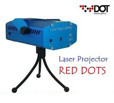 DJ Red Laser Projector Light for Diwali Christmas Decoration Xmas New Year Party