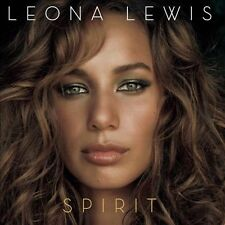 Spirit Leona Lewis MUSIC CD