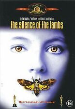 The silence of the lambs: Jodie Foster, A. Hopkins(DVD)