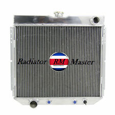 Aluminum Radiator For Ford Maverick 1970-1977 1971 1972 1973 1974 1975 1976 3Row