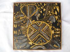 ROYAL COPENHAGEN DENMARK FAJANCE BACA SERIES TILE FRAME NILS THORSSON FLIESE RAR