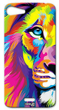 COVER CASE PROTETTIVA LEONE PAINT COLOR PER SONY XPERIA E3 D2202