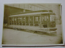 USA783 - NEW YORK CITY RAILWAYS Green Lines - TROLLEY CAR No4108 PHOTO - USA