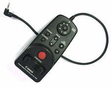 Canon ZR-1000 Zoom Remote Control - Camera Control-L - LANC Control