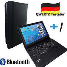 Bluetooth Deutsche Tastatur Samsung Galaxy Tab Active T365N 8 zoll Tablet Tasche