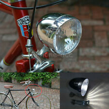5 LED Retro Vintage Bicycle Bike Front Head Light Cycling Headlight Fog Lamp New