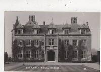 Cuckfield Park Sussex Vintage RP Postcard 049b