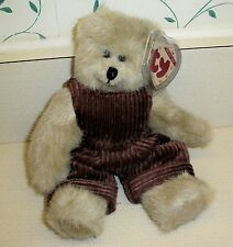 "Ty Attic Treasures ""Abby"" Light Tan Bear"