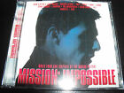 Mission Impossible Vol 1 Original Soundtrack CD Cranberries cast Pulp Bjork & Mo