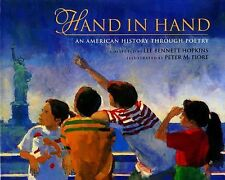 Hand in Hand: An American History Through Poetry-ExLibrary