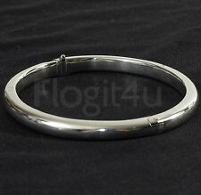 Mappin & Webb Sello de 5mm de ancho de plata esterlina 925 Brazalete Pulsera
