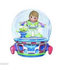Precious Moments Disney Toy Story Buzz Lightyear Water Globe #123103