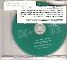 (CT659) Oleta Adams, Never Knew Love - 1995 DJ CD