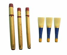 Scottish Great Highland Bagpipe Cane Drone Reed,Pipe Chanter Reed Set of 6 Pcs