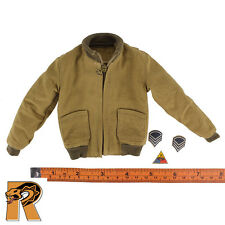 Hell on Wheels SSGT Donald - Jacket & Patches - 1/6 Scale - DID Action Figures