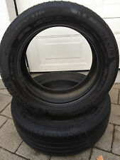 2x Michelin Energy Saver Sommerreifen 205/55 R16 91V DOT3010 PT 4,8mm Sommer