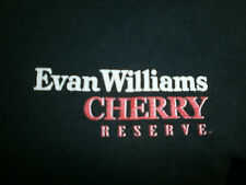 EVAN WILLIAMS BOURBON T SHIRT Cherry Reserve Whiskey Whisky Smooth Zing Booze M