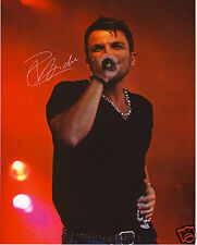 PETER ANDRE AUTOGRAPH SIGNED PP PHOTO POSTER