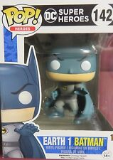 "NEW POP HEROES, FROM, ""DC SUPER HEROES"", EARTH 1 BATMAN, #142, VINYL FIGURE"