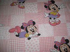 duvet cover housse de couette minnie vintage cti disney set of bed