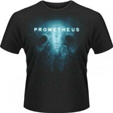 PROMETHEUS - ALIEN SKULL (T-SHIRT, BLACK, MEN, SIZE/GRÖßE S)  MERCHANDISE NEU