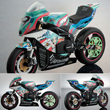 Figma Ex:ride Spride 07 Racing Miku TT Zero 13 Kai Max Factory Japan