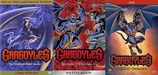 GARGOYLES: The Series [ Season 1, Season 2 1&2, 65 episodes] DISNEY!