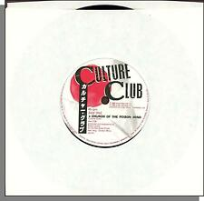 "Culture Club - Church of the Poison Mind + Man Shake - 7"" UK 45 RPM Single!"