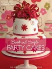 Sweet And Simple Party Cakes Cadman, May Clee Paperback