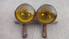 1929 1936 Chevy GUIDE FOG LIGHTS Original GM buick oldsmobile pontiac cadillac