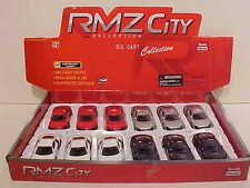 Pack of 12 Audi R8 V10 Coupe Die-cast Car 1:64 by RMZ City 3 inch