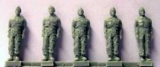 Milicast FIG101 1/76 Resin WWII British Soldiers at Attention