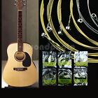 Nuevo Juego 6x Cuerdas de Acero 150XL 1m de Longitud para Guitarra Acústica