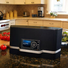 Sirius XM Radio Lynx Portable Speaker Docking Station ,charger,Antenna,Remote++
