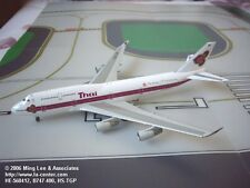 Herpa Wings Thai Airways Int'l Boeing 747-400 King's Birthday Model 1:400