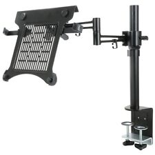 Citronic Desk Mount DJ Platform Adjustable Laptop Tablet Stand and Monitor Mount