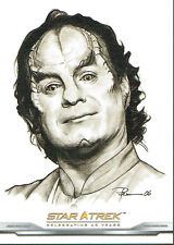 STAR TREK 40TH ANNIVERSARY ARTIFEX BRIDGE CREW FP43