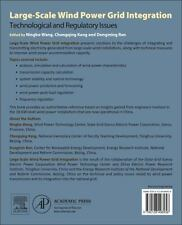 Large Scale Wind Power Grid Integration : Technological and Regulatory Issues...