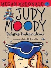 Judy Moody Declares Independence (Book #6), Megan McDonald, Good Book