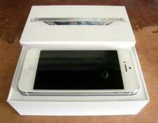 New In Box Apple iPhone 5 - 32 GB - White & Silver (Verizon) Smartphone