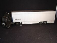 Hermann Marketing - UPS - United Parcel Service - Diecast Feeder Truck - 1:42