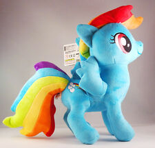 "Rainbow Dash plush doll 12""/30 cm My Little Pony plush 12"" UK Stock High Quality"