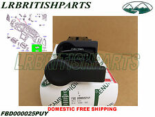 LAND ROVER CUP HOLDER INSTRUMENT PANEL RANGE ROVER 03-09 OEM NEW FBD000025PUY