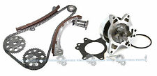 00-08 TOYOTA COROLLA CELICA 1.8L 1ZZFE DOHC TIMING CHAIN KIT + WATER PUMP COMBO