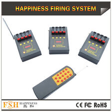 3rd generation fireworks firing system 12,with 12pcs safety igniters for gift
