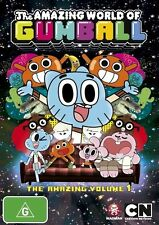 The Amazing World of Gumball - The Amazing Vol 1 DVD NEW