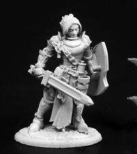 Merrowyn Lightstar Female Elf Paladin Reaper Miniatures Dark Heaven Legends RPG