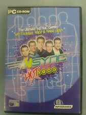 NSYNC HOTLINE THE ULTIMATE NSYNC GAME WITH EXCLUSIVE VOICE AND VIDEO CLIPS NEW